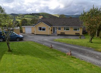 Thumbnail 3 bed bungalow for sale in Cae Capel, Llangurig, Llanidloes, Powys