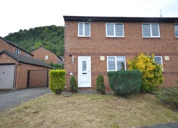 Thumbnail 2 bed semi-detached house for sale in Lon Y Mes, Abergele