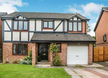 Thumbnail 3 bed detached house for sale in The Glade, Abbey Farm, North Walbottle, Newcastle Upon Tyne
