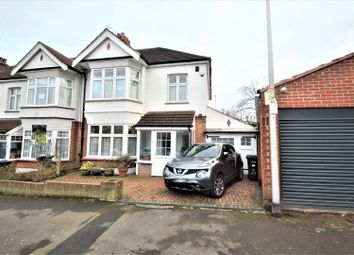 Thumbnail 4 bed end terrace house for sale in Reydon Avenue, London