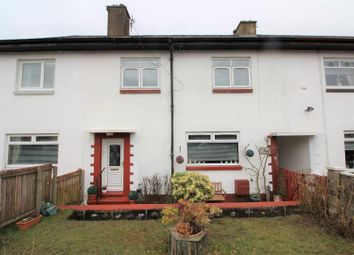Thumbnail 3 bed terraced house for sale in Burnside Avenue, Port Glasgow