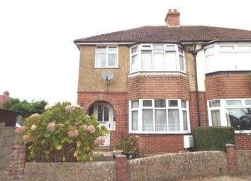 Thumbnail 3 bed semi-detached house for sale in Essella Road, Willesborough, Ashford, Kent