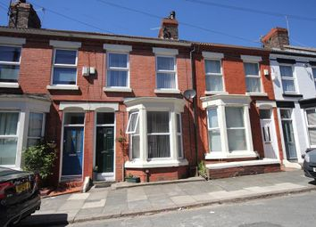 Thumbnail 2 bed terraced house to rent in Thirlstane Street, Aigburth, Liverpool