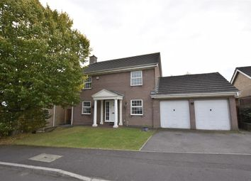 Thumbnail 4 bed detached house for sale in Tyler Close, Hanham