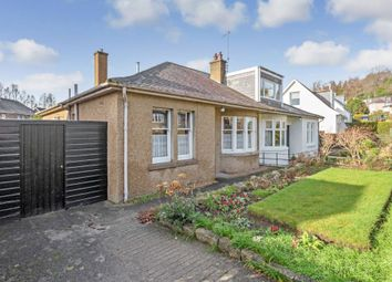 Thumbnail 3 bed semi-detached house for sale in 3 Belmont Gardens, Edinburgh
