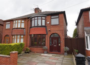 Thumbnail 3 bed semi-detached house for sale in Stansfield Road, Manchester