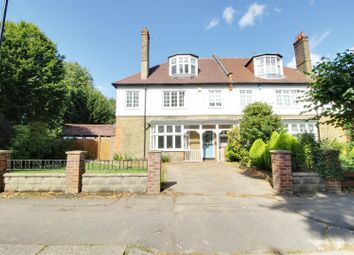Thumbnail 5 bed semi-detached house for sale in Queen Annes Gardens, Enfield