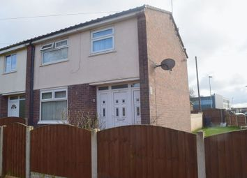 Thumbnail 3 bed terraced house to rent in Auckland Road, Blacon, Chester