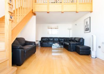 Thumbnail 2 bed flat for sale in St Davids Square, Canary Wharf, London
