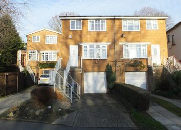 Thumbnail 3 bed semi-detached house to rent in Cawthorne Grove, Millhouses, Sheffield