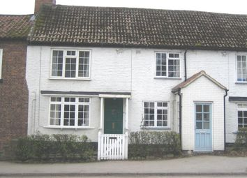 Thumbnail 2 bed cottage for sale in Church View, Ainderby Steeple, Northallerton