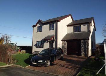 Thumbnail 4 bed detached house for sale in Rhoslan, Rhosbodrual, Caernarfon, Gwynedd