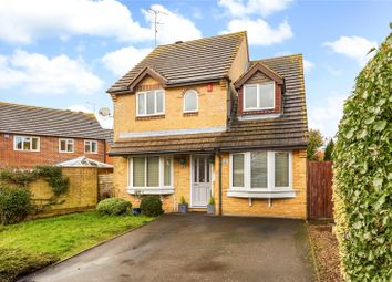 Thumbnail 4 bed detached house for sale in Fairbourne Lane, Caterham, Surrey