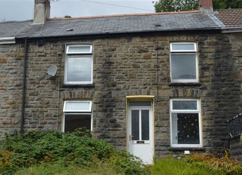 Thumbnail 2 bed terraced house to rent in East Road, Ferndale, Tylerstown