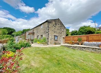 Thumbnail 3 bed barn conversion for sale in Foster Clough, Hebden Bridge