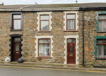 Thumbnail 3 bed terraced house for sale in 127 Miskin Road, Tonypandy, Rhondda Cynon Taf