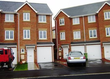 Thumbnail 3 bed terraced house to rent in The Wharf, Knottingley