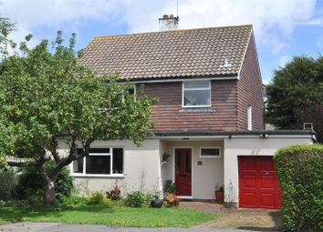 Thumbnail 3 bed detached house for sale in Warburton Close, Little Ratton, Eastbourne