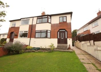 Thumbnail 3 bed semi-detached house for sale in Hillthorpe Rise, Pudsey