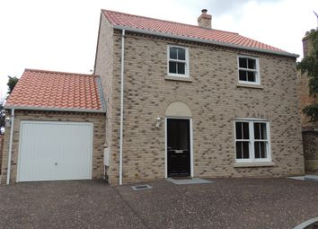Thumbnail 3 bed detached house to rent in Ryston Road, Denver