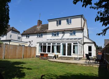 Thumbnail 4 bed semi-detached house for sale in Cromwell Road, Newbury