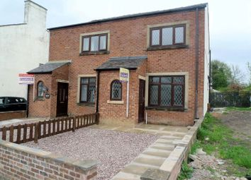 2 bed semi-detached house for sale in Bury New Road, Breightmet, Bolton BL2
