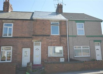 Thumbnail 2 bed terraced house for sale in Calow Lane, Hasland, Chesterfield, Derbyshire