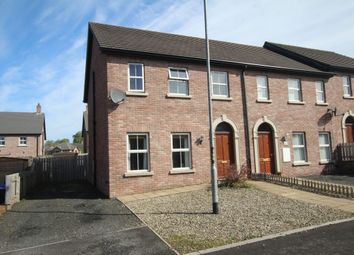 Thumbnail 3 bed semi-detached house for sale in Millhouse Court, Antrim