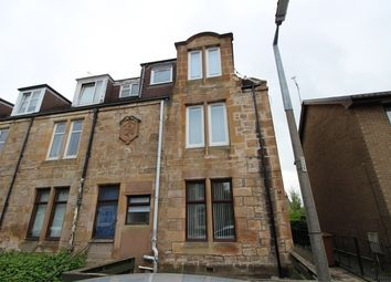 Thumbnail 1 bed flat for sale in 8 Roxburgh Street, Grangemouth