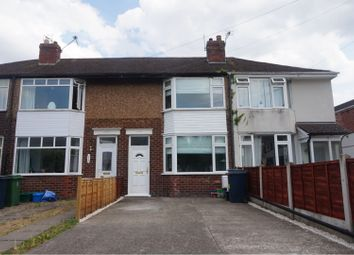 Thumbnail 3 bed terraced house for sale in Kendal Road, Shrewsbury