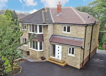 Thumbnail 5 bedroom detached house for sale in South Grove, Nab Wood, Shipley