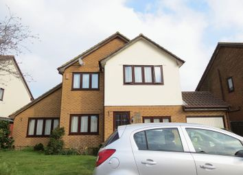 Thumbnail 6 bed detached house for sale in Drew Close, Poole