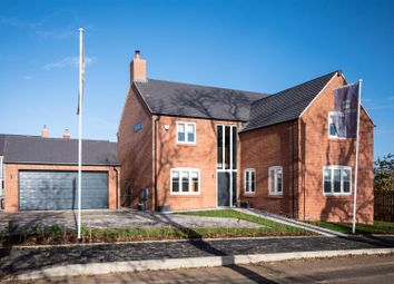 Thumbnail 4 bed property for sale in Walnut House, Rydal Manor Gardens, Kirby Lane, Eye Kettleby, Melton Mowbray
