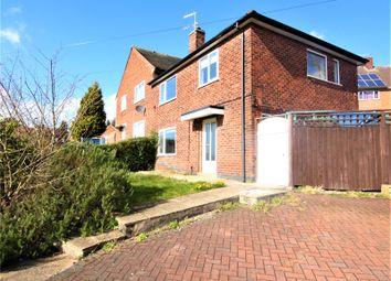 3 bed semi-detached house for sale in Glendon Drive, Nottingham, Nottinghamshire NG5