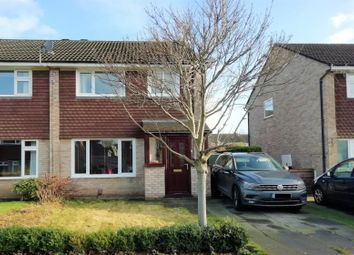 Thumbnail 3 bed semi-detached house for sale in Huxton Green, Hazel Grove, Stockport, Greater Manchester