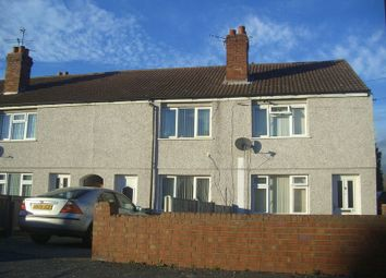 Thumbnail 3 bed terraced house for sale in The Crescent, Dunscroft, Doncaster