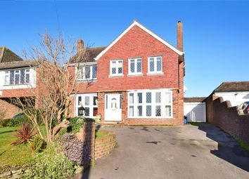 Thumbnail 3 bed detached house for sale in Lower Road, Havant, Hampshire