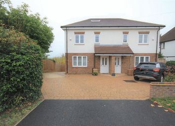 Thumbnail 4 bed semi-detached house for sale in Wayside Avenue, Bushey
