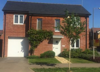 Thumbnail 4 bed detached house for sale in Pippin Road, Berryfields