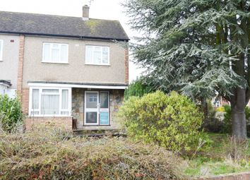 Thumbnail 3 bed end terrace house for sale in The Rodings, Cranham, Upminster
