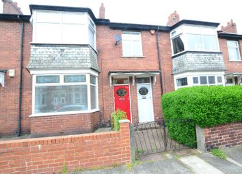 Thumbnail 3 bed flat for sale in Biddlestone Road, Newcastle Upon Tyne