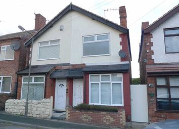 Thumbnail 2 bed semi-detached house to rent in Barker Gate, Ilkeston, Derbyshire