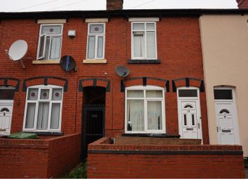 Thumbnail 3 bed terraced house for sale in Brown Street, Wolverhampton