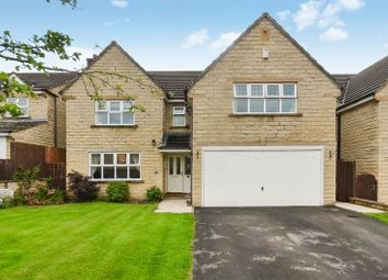 Thumbnail 4 bed detached house for sale in 15 Brookfield, Oxspring, Sheffield