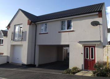 Thumbnail 2 bed flat to rent in Tregorrick View, St. Austell
