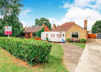 Thumbnail 2 bed detached bungalow for sale in Moorwell Road, Bottesford, Scunthorpe