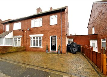 3 bed semi-detached house for sale in Hurworth Avenue, South Shields NE34