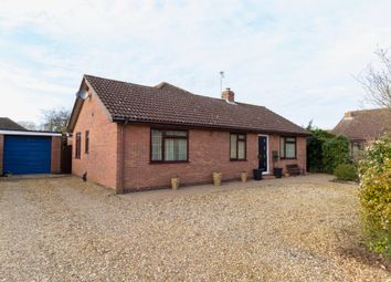 Thumbnail 4 bed detached bungalow for sale in The Hollies, Clenchwarton, King's Lynn