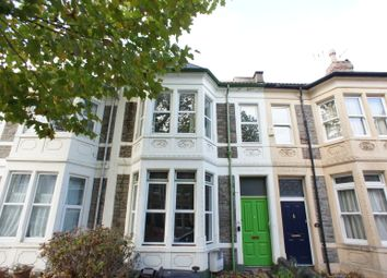 Thumbnail 3 bed terraced house for sale in Sefton Park Road, St Andrews, Bristol