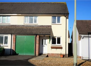 Thumbnail 3 bed semi-detached house for sale in Ridgeway Avenue, Westward Ho!